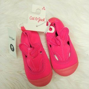Cat & Jack Toddler Water Sandal Pink Adele Shoes